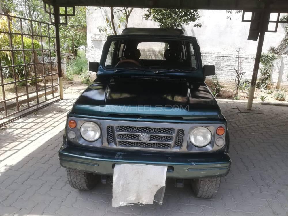 Suzuki Jimny Sierra 1987 Image-1