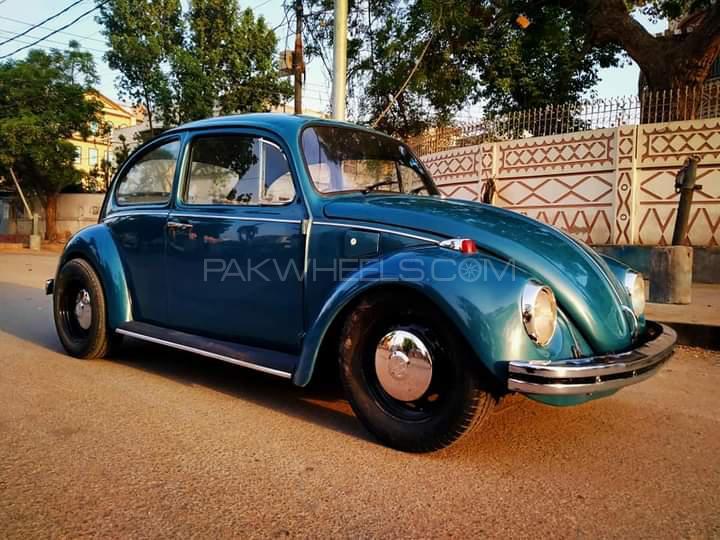 Volkswagen Beetle 1500 1969 Image-1