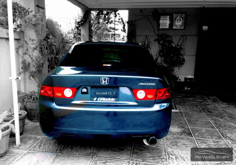 Honda Accord CL7 2005 Image-7