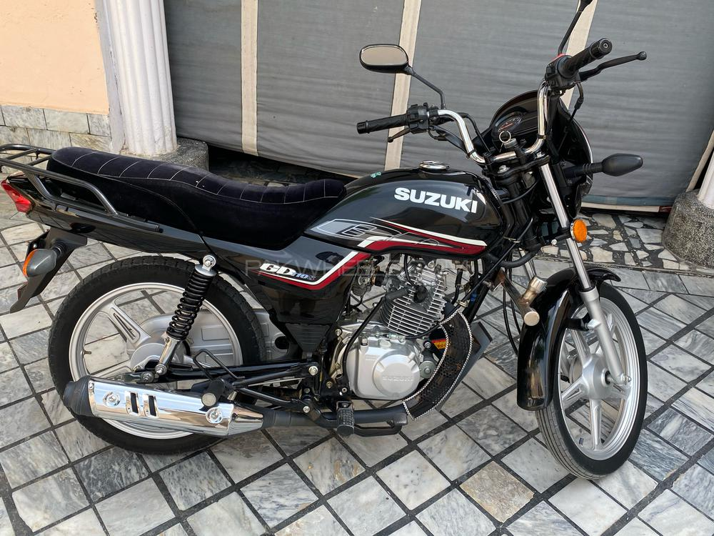 سوزوکی GD 110 2019 Image-1