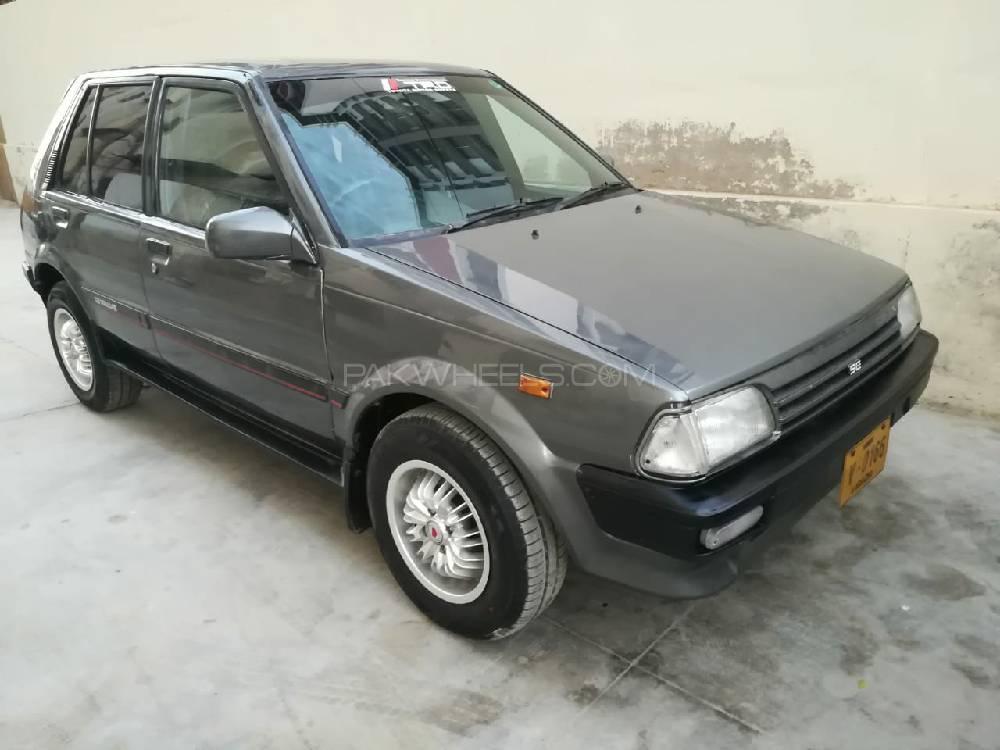 Toyota Starlet 1.3 1987 Image-1