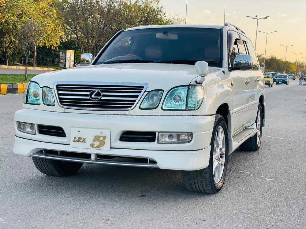 Lexus LX Series LX470 2002 Image-1