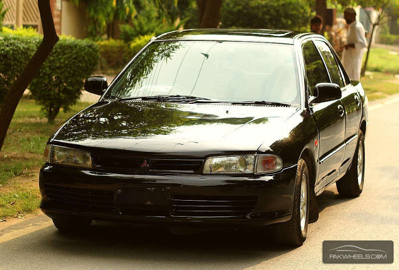 mitsubishi lancer gl 1992 for sale in lahore pakwheels. Black Bedroom Furniture Sets. Home Design Ideas