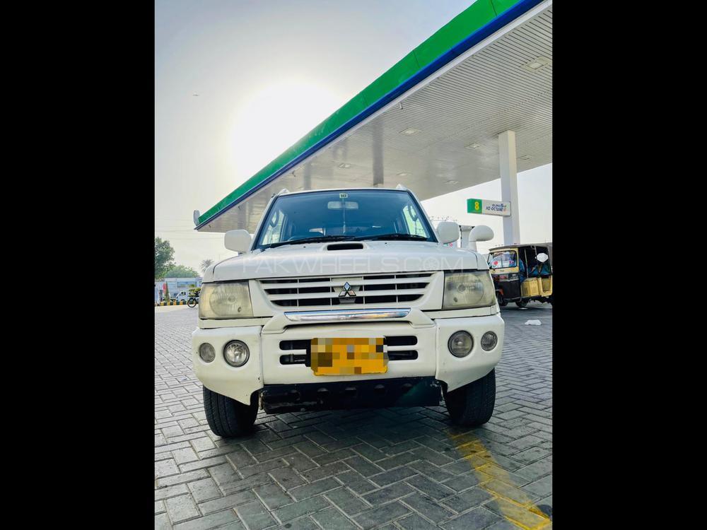 Mitsubishi Pajero Mini Limited 1999 Image-1