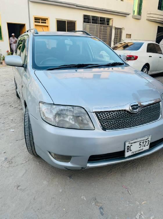 Toyota Corolla Fielder X 2005 Image-1