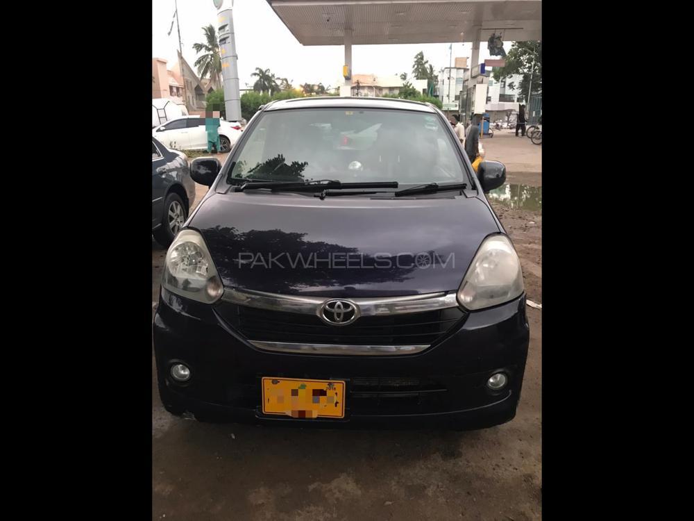 Toyota Pixis Epoch X 2015 Image-1