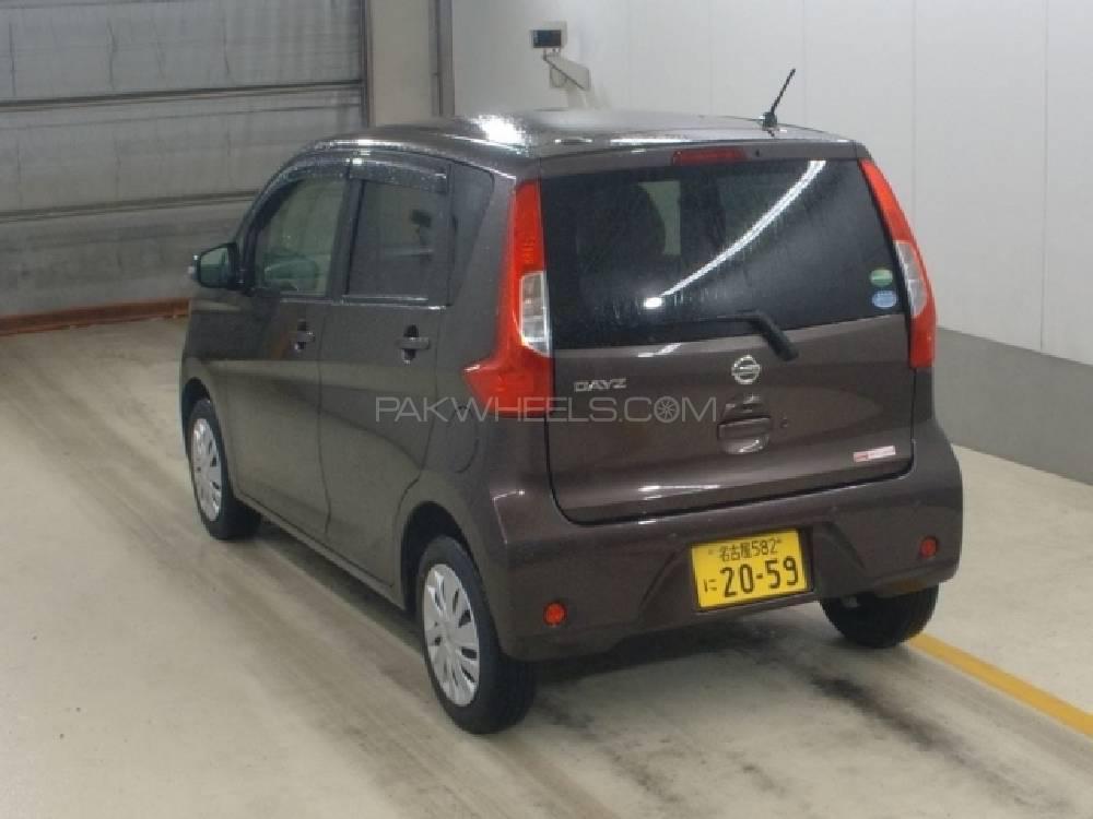 Nissan Dayz X 2018 Image-1