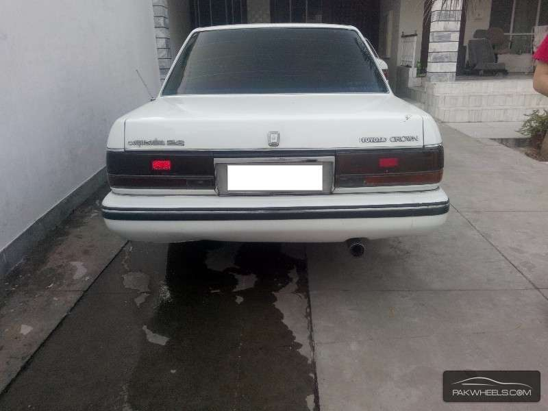 Toyota Crown Royal Saloon 1988 Image-3