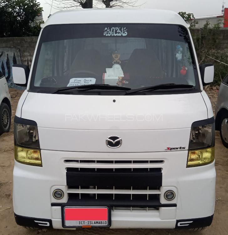 Mazda Scrum 2008 Image-1