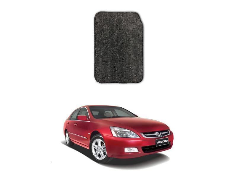Honda Accord CM-5 Marflex Floor Mats Premium Grey Image-1