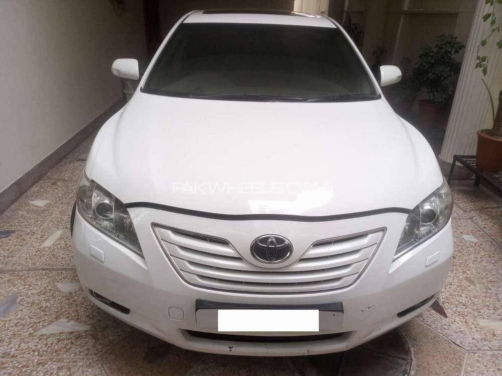 Toyota Camry Up-Spec Automatic 2.4 2007 Image-1