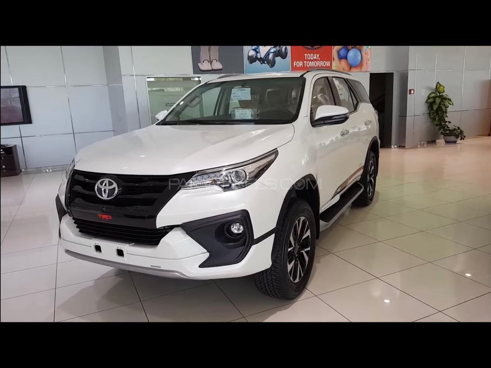 Toyota Fortuner TRD Sportivo 2021 Image-1