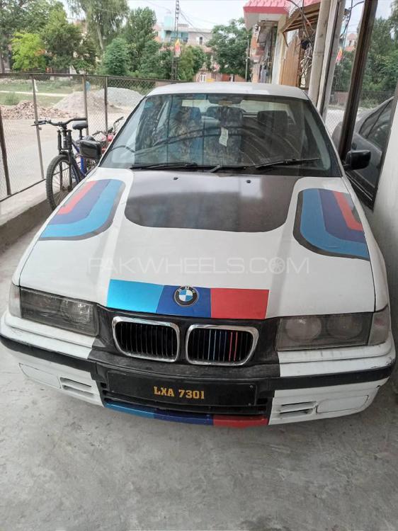 BMW / بی ایم ڈبلیو 3 سیریز 318i 1996 Image-1