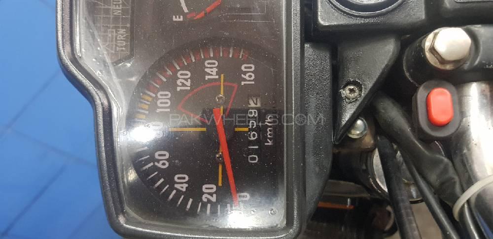 کاواساکی GTO 125 1990 Image-1