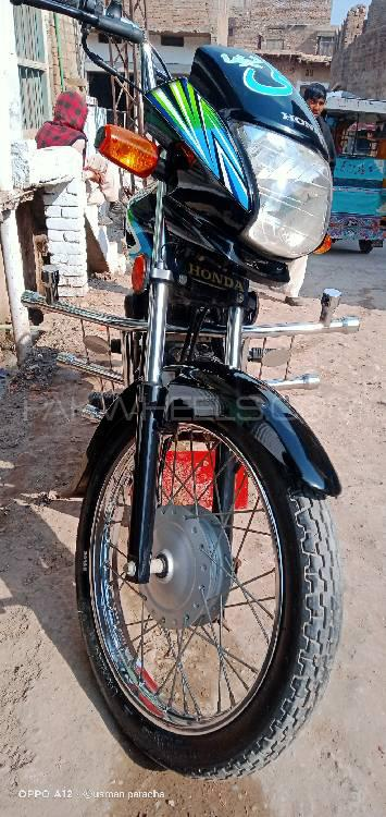 ہونڈا پرائیڈور 2019 Image-1