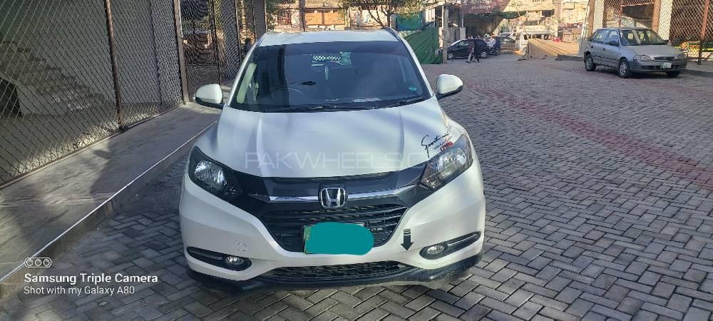 Honda HR-V CVT 2017 Image-1