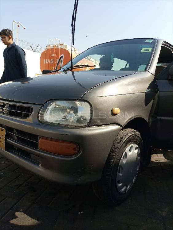 Daihatsu Cuore CX Eco 2007 Image-1