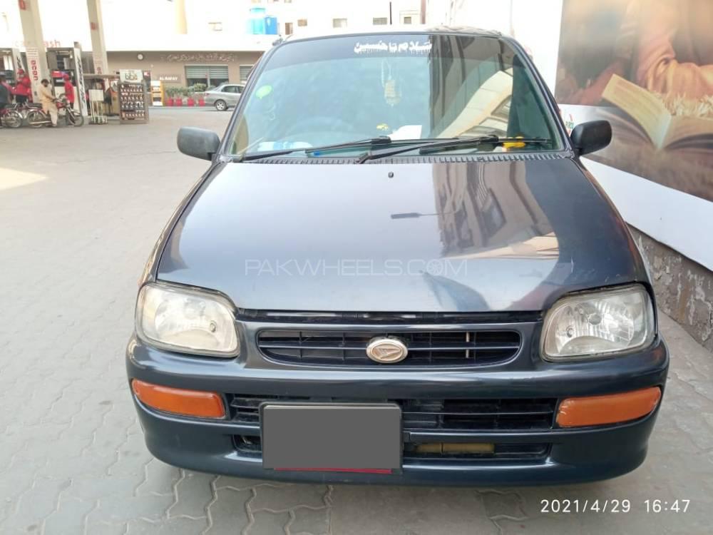 ڈائی ہاٹسو کورے CX ایکو 2004 Image-1