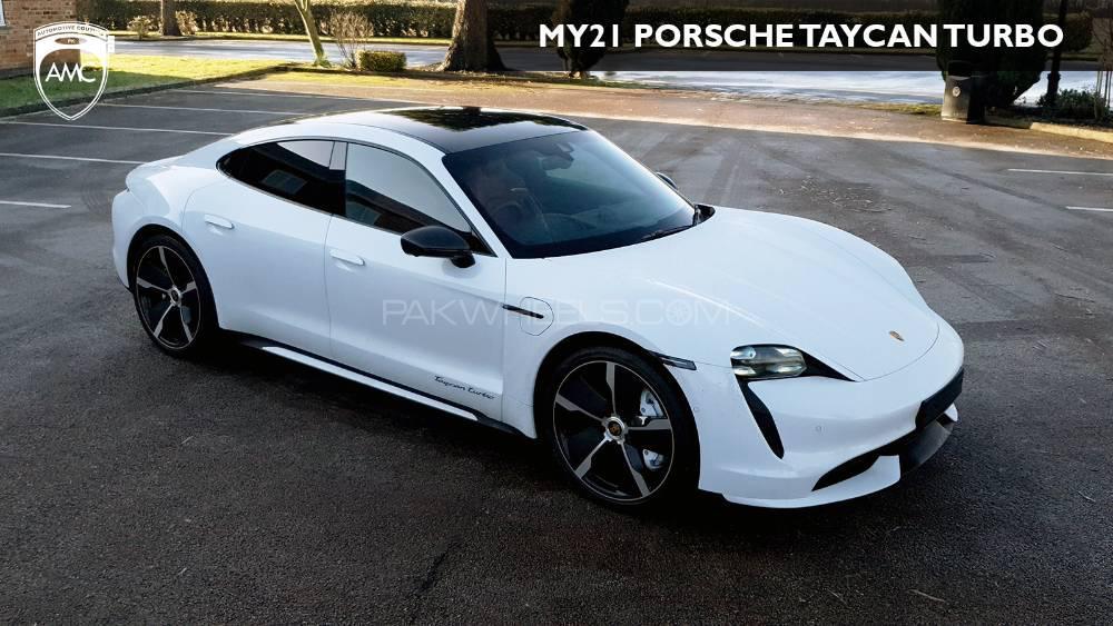 پورش Taycan Turbo 2020 Image-1