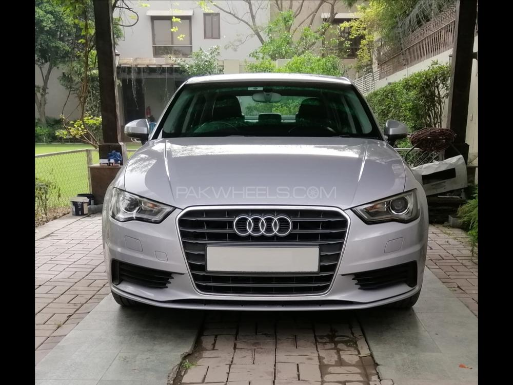 Audi A3 1.8 TFSI Quattro 2015 Image-1