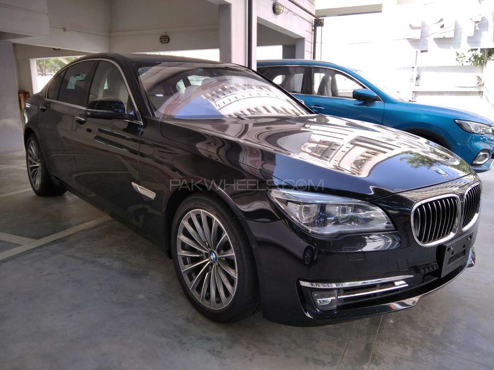 BMW 7 Series ActiveHybrid 7 2014 Image-1