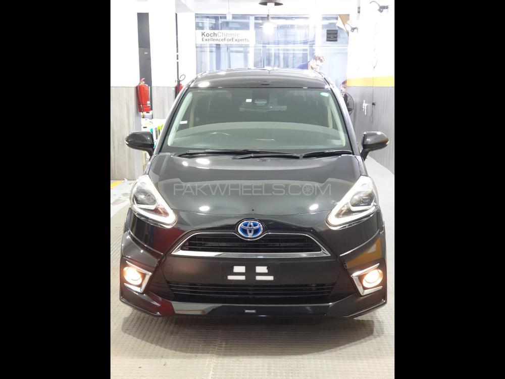Toyota Sienta G 2016 Image-1