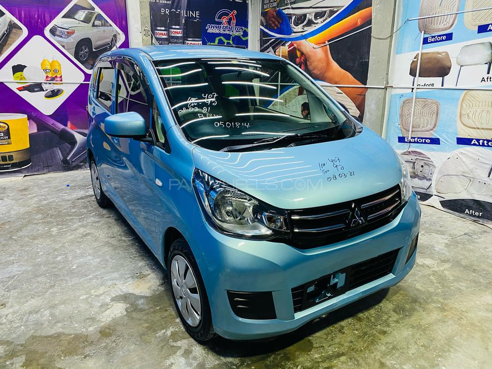 Mitsubishi Ek Wagon G 2018 Image-1