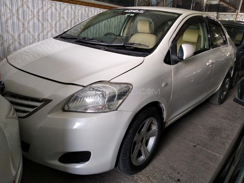 Toyota Belta X 1.0 2005 Image-1