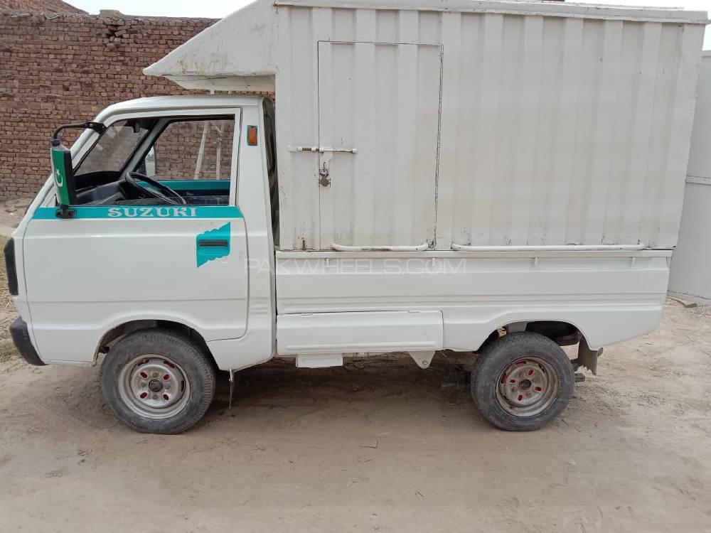 Suzuki Ravi PICKUP STD VX 1993 Image-1