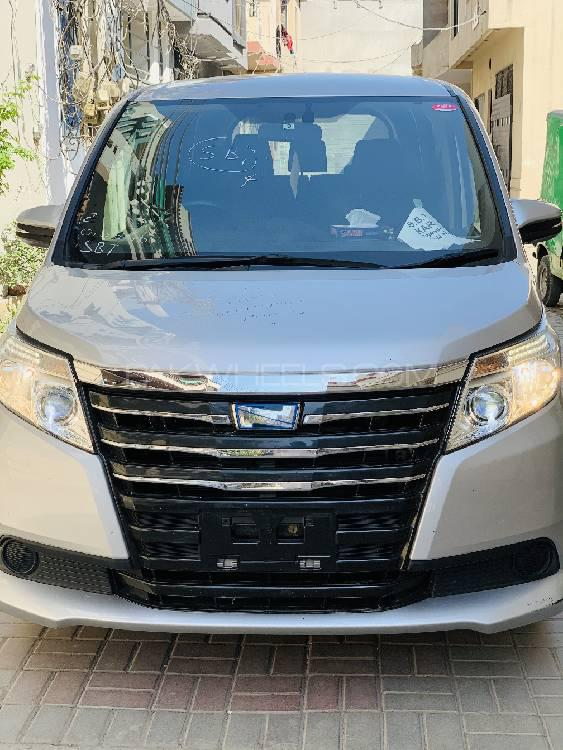 Toyota Noah X SMART EDITION 2015 Image-1