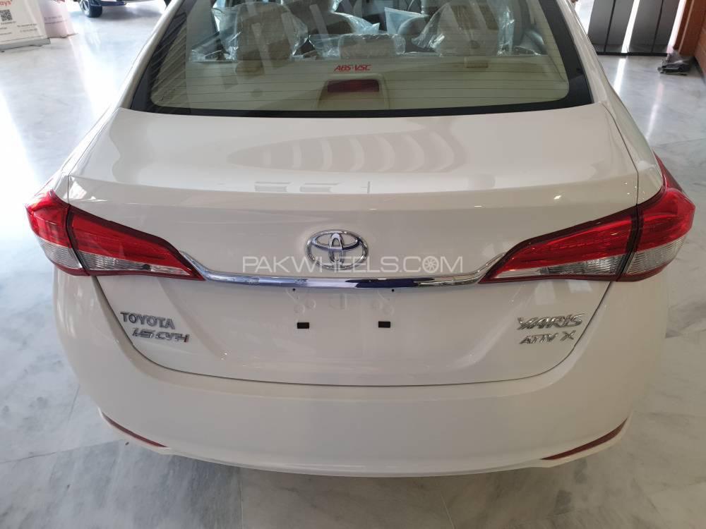 Toyota Yaris 2021 Image-1