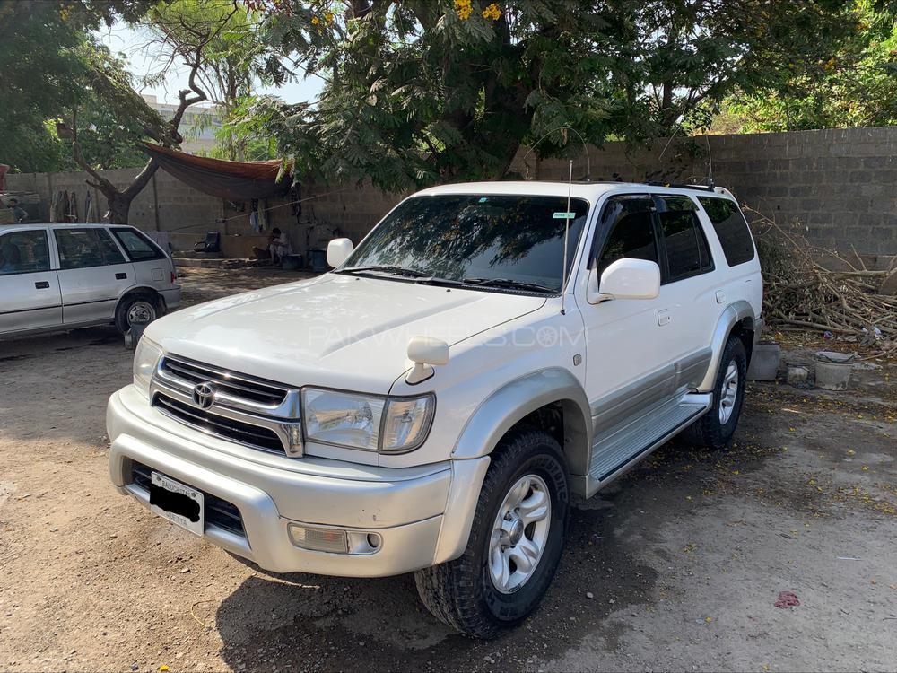 Toyota Surf SSR-X 3.4 2002 Image-1