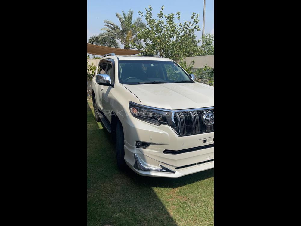 Toyota Prado TX L Package 2.7 2016 Image-1