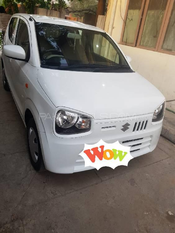 Suzuki Alto VXL 2021 Image-1