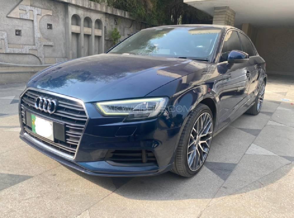 Audi A3 1.2 TFSI Design Line  2017 Image-1