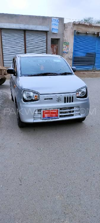 Suzuki Alto VXR 2021 Image-1