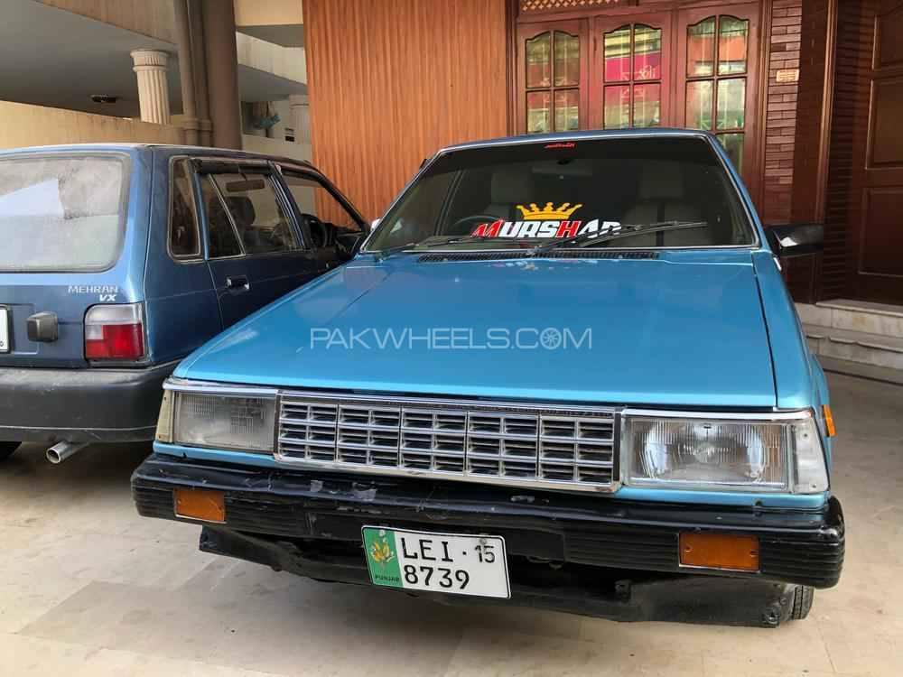 Nissan Sunny GL 1984 Image-1