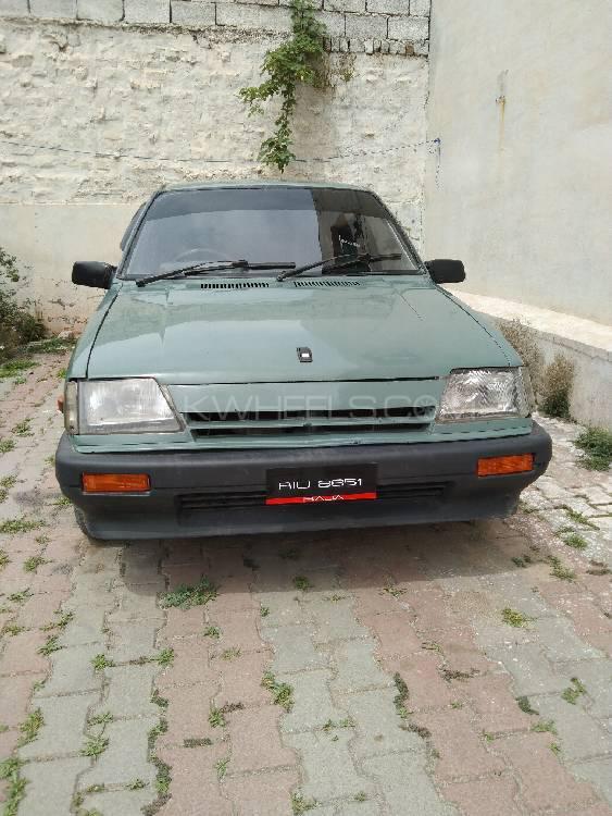 Suzuki Khyber Limited Edition 1994 Image-1