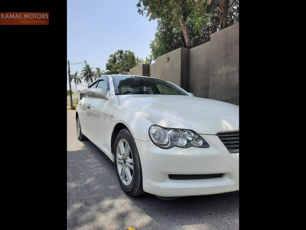 Toyota Mark X 250 G L Package 2004 Image-1