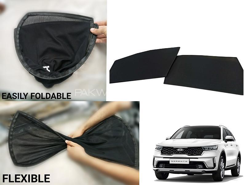 Kia Sorento 2021 Foldable & Flexible Sun Shades  in Karachi