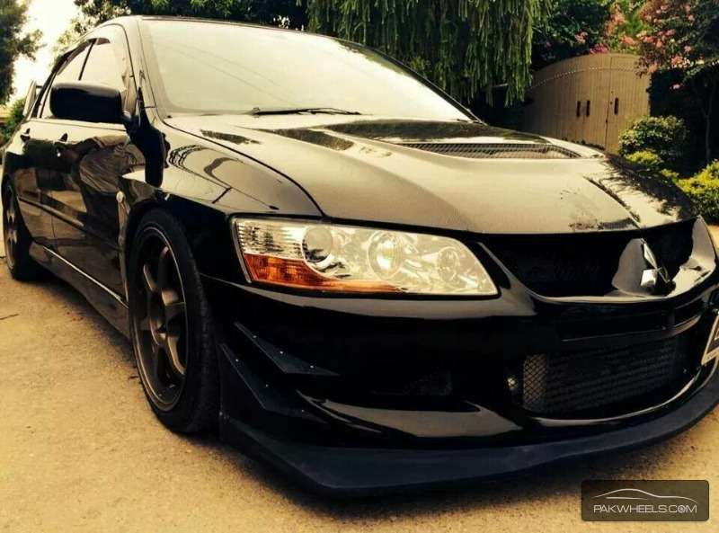 mitsubishi lancer evolution 2004 for sale in islamabad pakwheels. Black Bedroom Furniture Sets. Home Design Ideas