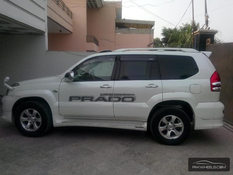 Toyota Prado 2003 For Sale In Lahore Pakwheels