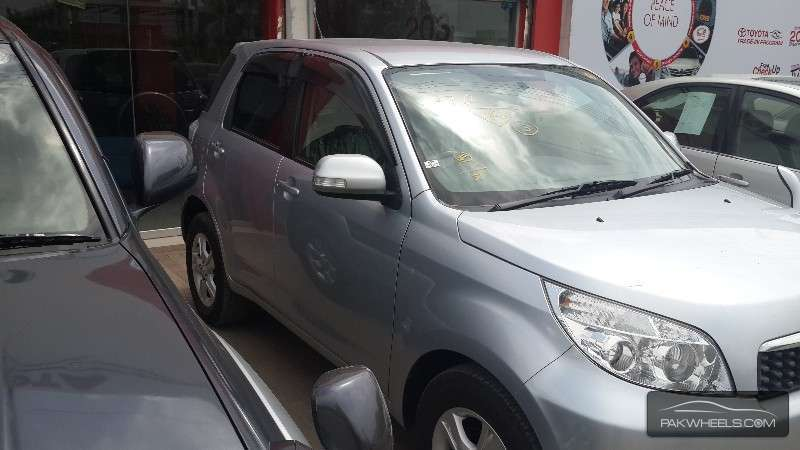 Toyota Rush 2009 Image-2