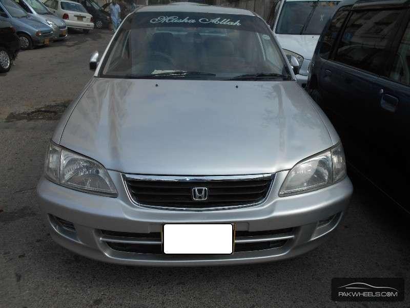 Honda City EXi S 2003 Image-1