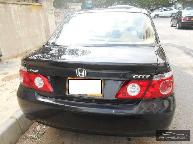 Honda City i-DSI 2008 Image-6