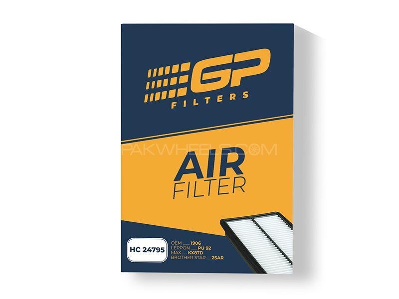 Toyota Fielder 2006-2012 GP Air Filter - GPA-11003 in Karachi