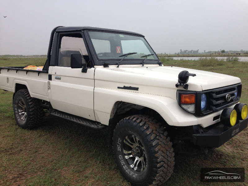 1989 Toyota Land Cruiser Upcoming Toyota