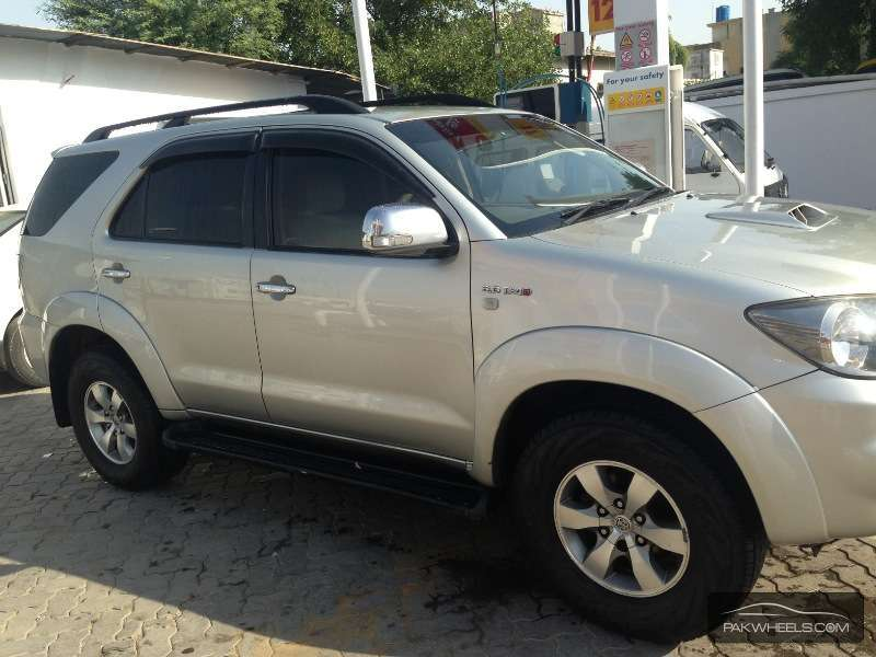 Toyota Fortuner 2006 For Sale In Islamabad Pakwheels