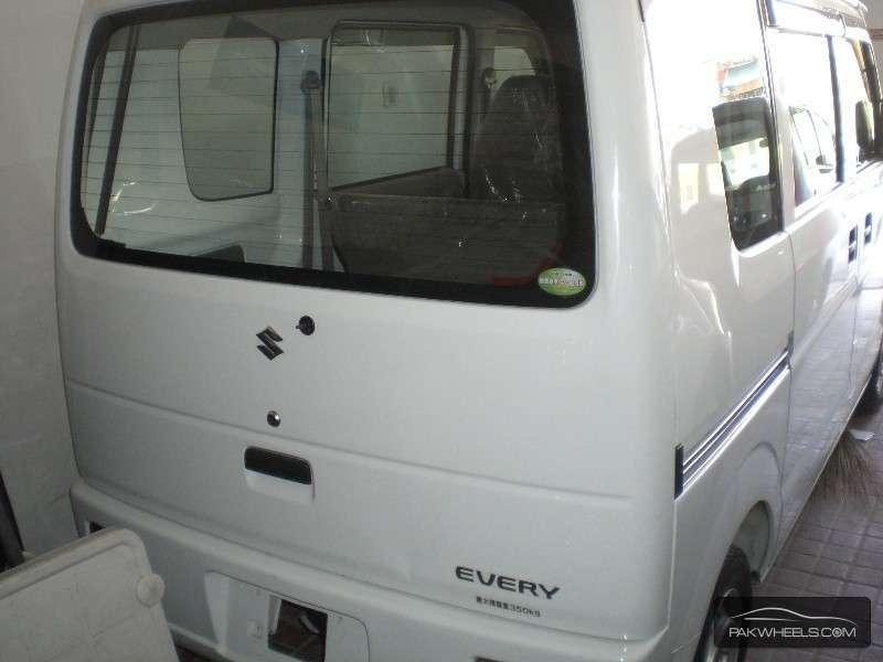 Suzuki Every GA 2008 Image-3