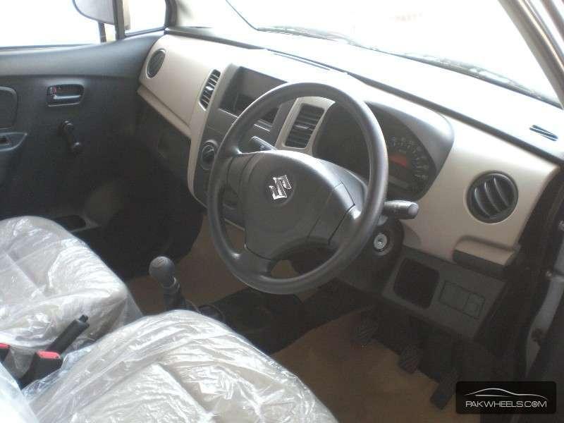 Suzuki Wagon R VX 2014 Image-4